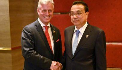 مسؤول أميركي: مازلنا نأمل في اتفاق تجارة مع الصين هذا العام
