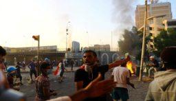 أكثر من 40 قتيلا وجريحا بانفجارين وسط بغداد