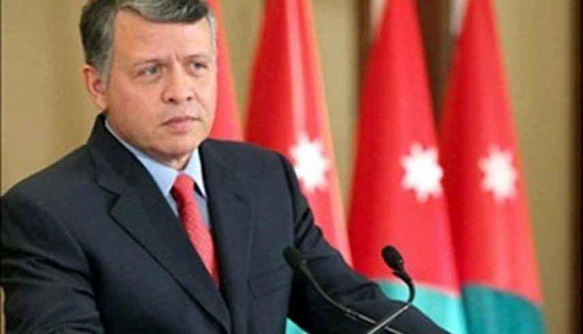 الملك الأردني يؤكد ان أزمة كورونا مستمرة ولا مجال للتراخي