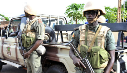 مقتل 49 جنديا من الجيش المالي في هجوم إرهابي