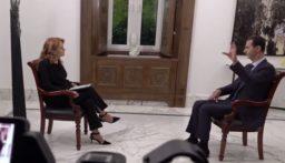 الأسد معلقا على احتجاجات لبنان: إيجابية إذا ما كانت عفوية وتهدف لتخليص البلد من النظام الطائفي