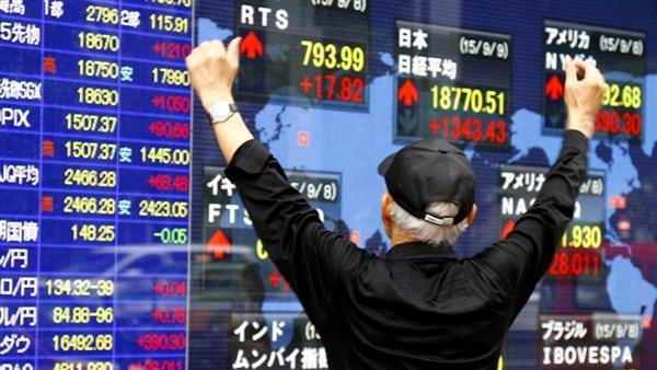 إرتفاع الأسهم اليابانية في ظل مكاسب أسبوعية