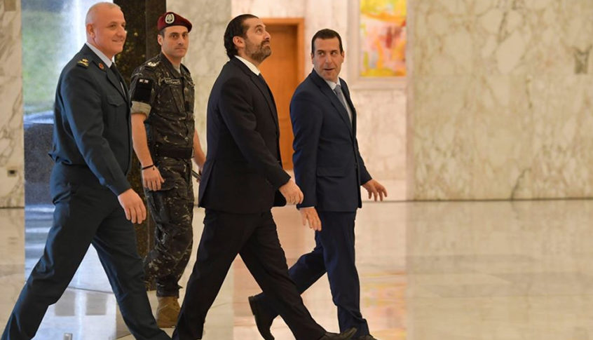 هل يترأس الحريري حكومة تكنوقراط بنكهة سياسية؟!