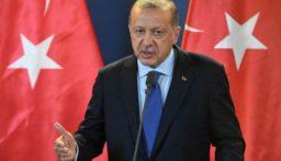 أردوغان: إقامة خط لنقل الغاز في المتوسط يحتاج  الى موافقة تركيا