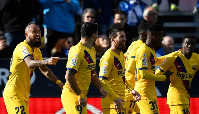 بالصورة:  بعد الخطأ المحرج برشلونة يكشف عن قميصه الجديد!