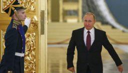 بوتين يصدر مرسوم تشكيل الحكومة الروسية ولافروف وشويغو بقيا في الخارجية والدفاع