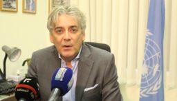 تيننتي: اليونيفيل اتخذت تدابير وقائية لمنع أي إصابة بالكورونا