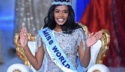 ملكة جمال جاميكا تفوز بلقب ملكة جمال العالم