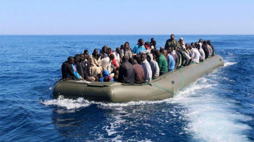 ضبط 39 مهاجرا غير شرعي غربي تركيا أثناء محاولتهم التوجه إلى جزيرة يونانية