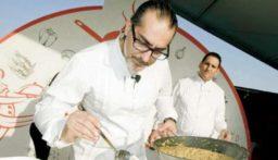 بالصور: لبناني يحل ثانيًا في مسابقة الطهاة العالمية