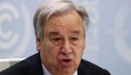 غوتيريش: العالم يمر بأسوأ أزمة اقتصادية منذ مائة عام!