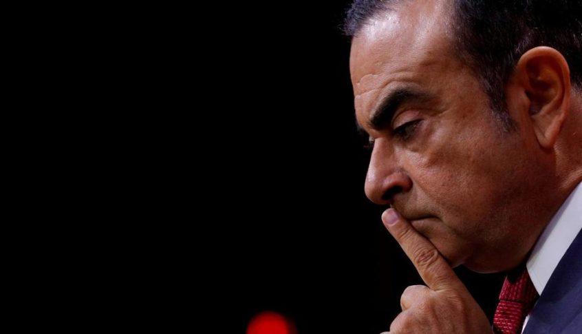 مسؤول ياباني إلى لبنان لإعادة غصن إلى طوكيو