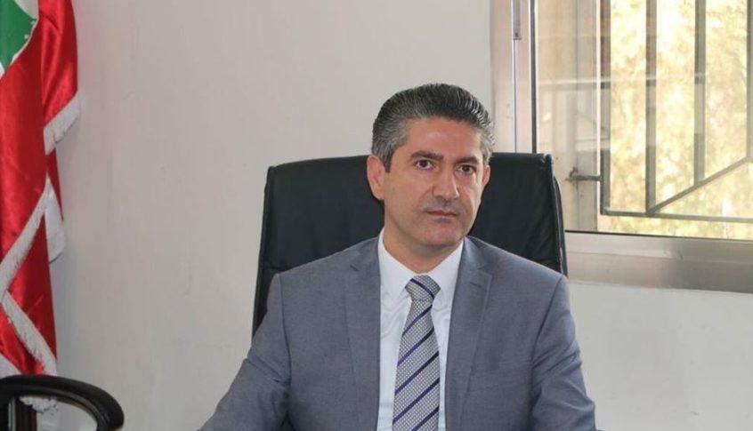 محافظ البقاع تابع موضوع الاصابات الجديدة بكورونا في مجدل عنجر