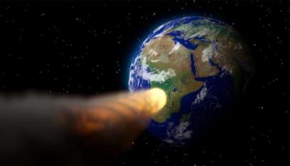 كويكب وحشي يقترب من الأرض في عيد الميلاد