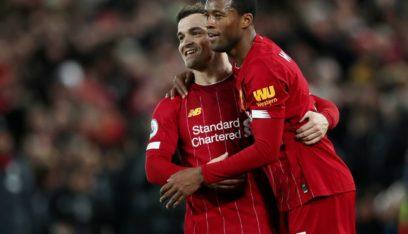 ليفربول يسحق إيفرتون 5-2 في قمة مرسيسايد