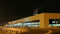 لاريجاني وصل إلى بيروت