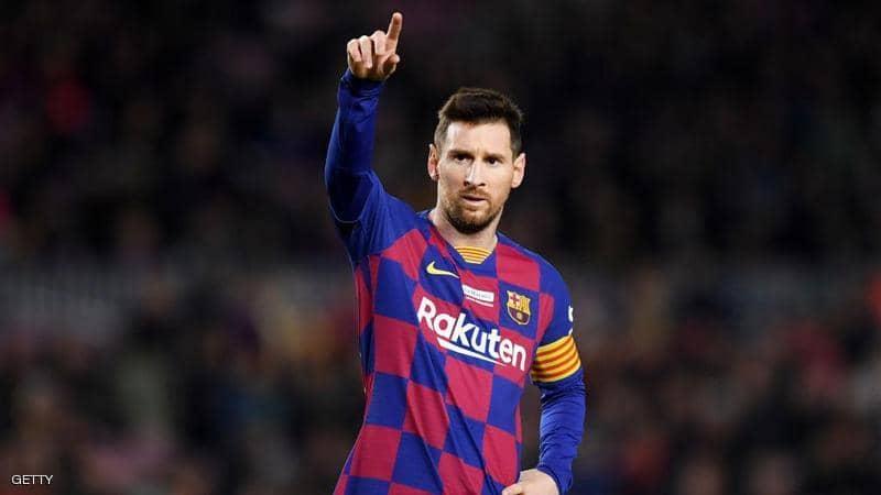 رسميا.. برشلونة سيعلن عن بقاء ميسي يوم الخميس