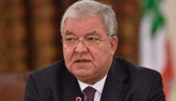 المشنوق: لن اشارك في الاستشارات النيابية يوم الإثنين إحتراماً لإرادة أهالي بيروت