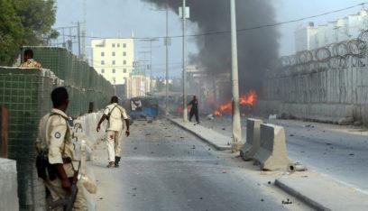 20 قتيلاً اثر انفجار سيارة مفخخة في الصومال