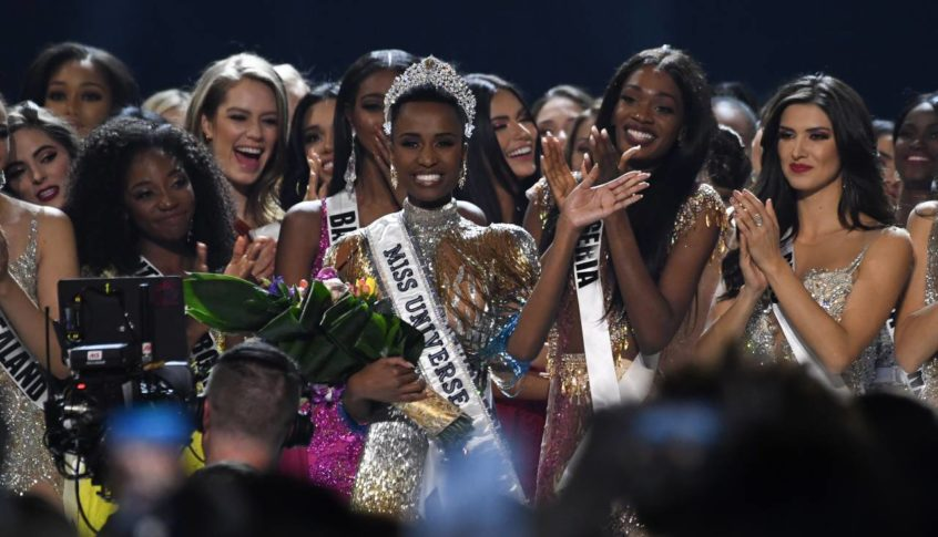 بالفيديو: جنوب أفريقيا تحصد لقب ملكة جمال الكون