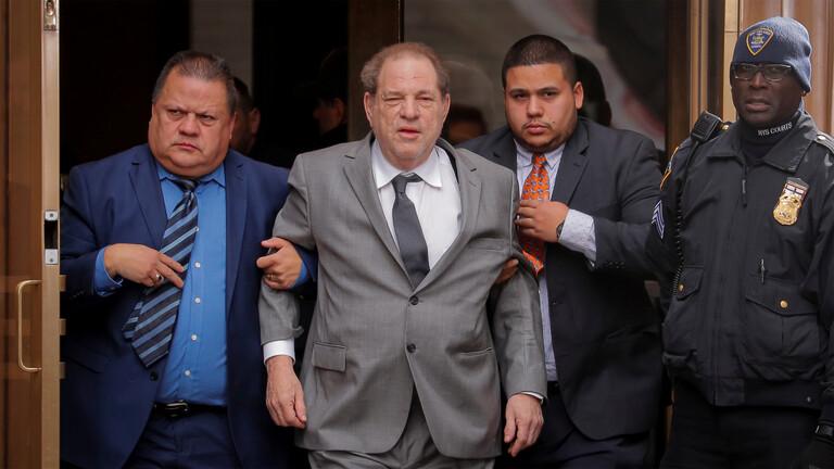 """25 مليون دولار تعويضات """"متحرش هوليوود"""" لضحاياه"""