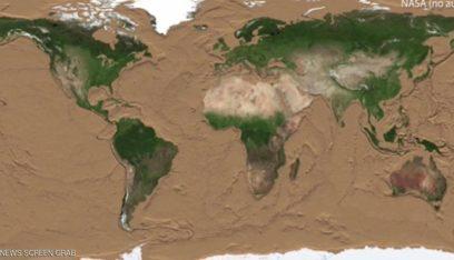 بالفيديو: هكذا سيصبح شكل الأرض بعد جفاف مياهها!