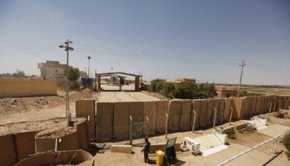 قصف مجهول المصدر على مدينة البوكمال السورية