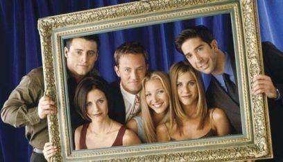"""اختفاء سلسلة """"Friends"""" من منصات البث الإلكتروني"""