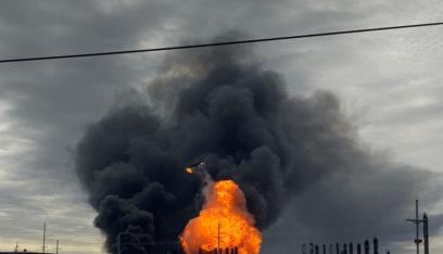 """اصابة 15 شخصا في انفجار داخل مصنع لشركة طيران في ولاية """"كانساس"""" الأميركية"""