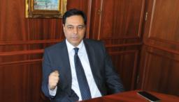 دياب اطلع من عويدات على النتائج الأولية للتحقيق في تحويل الأموال إلى سويسرا