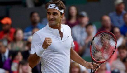 تكريم تاريخي يخلد أسطورة التنس فيدرر