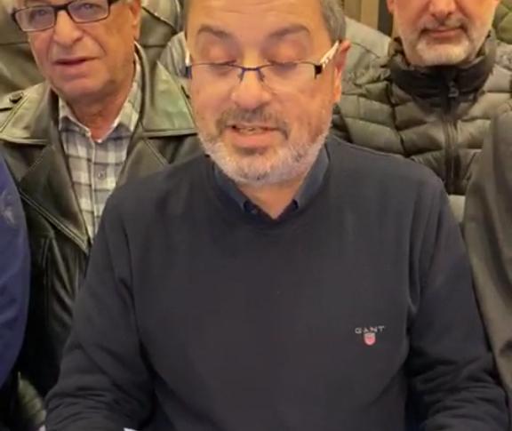 أعضاء مجلس بلدية الميناء اكدوا استقالتهم وطالبوا بعزل علم الدين