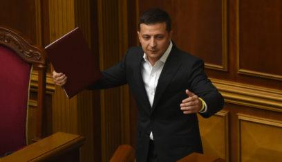 الرئيس الأوكراني يطرح أمام البرلمان مشروع قانون حول لامركزية السلطة