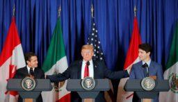 التوصل الى اتفاق تجاري جديد بين الولايات المتحدة وكندا والمكسيك