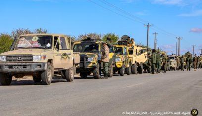 قوات حفتر تسيطر على حي الزهور في بطرابلس