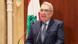 الخطيب من بيت الوسط: اعلن اعتذاري عن اكمال المشوار الذي رُشِّحت اليه سائلا الله ان يحمي لبنان من كل شر