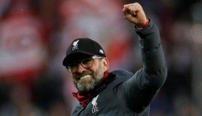 """كلوب يشيد """"باللمسة الرائعة"""" لصلاح بعد تأهل ليفربول"""