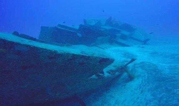 العلماء يتمكنون من العثور على حطام سفينة فيها نبيذ وزيت زيتون تعود لزمن المسيح