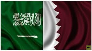 وزير الدولة القطري للشؤون الخارجية يصل الى  السعودية