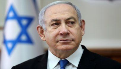 """نتنياهو يعد بفرض """"السيادة الإسرائيلية"""" على الضفة الغربية"""