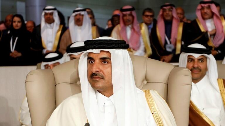أمير قطر: سنساهم بخمسين مليون دولار لمساعدة لبنان