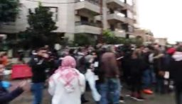 جهاز الطوارئ والإغاثة: إصابة 40 شخصا على أثر تظاهرة أمام منزل أحد النواب في طرابلس
