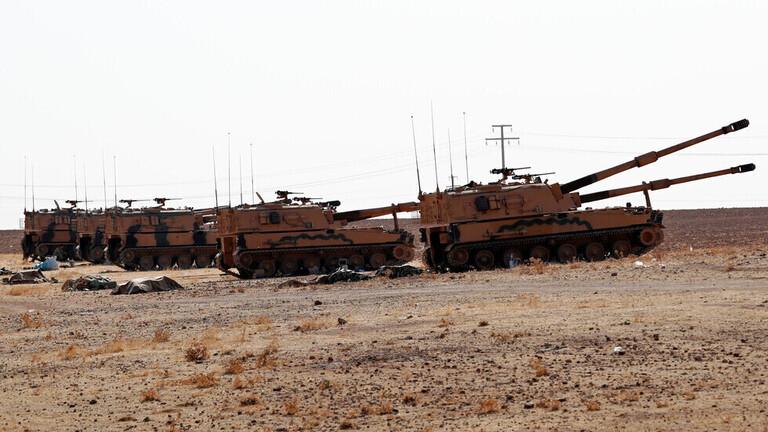 مقتل 9 مدنيين معظمهم أطفال بقصف من الجيش التركي لتل رفعت شمال سوريا