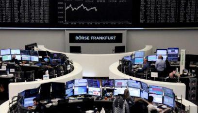 انخفاض في الأسهم الأوروبية