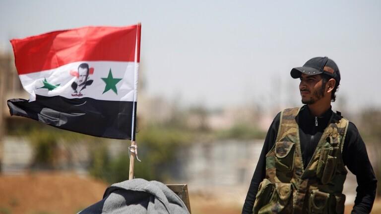 الجيش السوري يعلن ان أي اختراق للأجواء سيتم التعامل معه على أنه عدوان
