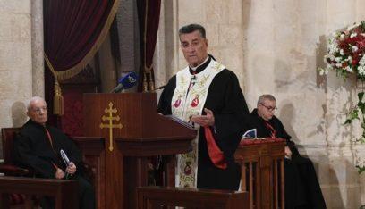 الراعي: معرقلو ولادة الحكومة هم أعداء لبنان