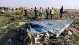 روسيا اليوم: إتفاق بين طهران وكييف على نقل حطام الطائرة الأوكرانية إلى أوكرانيا