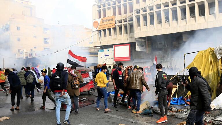 العراق: المئات يتوافدون إلى ساحة التحرير في بغداد وتحشيد في ذي قار