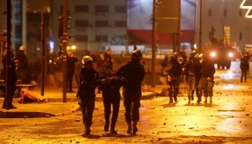 مصادر متابعة للمدى: كلام الحريري يعني ان المتظاهرين يتحركون بالسياسة وليس من خلال العناوين التي تطلق