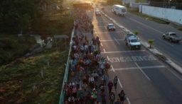 المكسيك تعتقل نحو 800 مهاجر من أميركا الوسطى